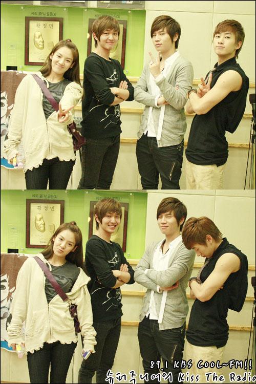 Eunhyuk and hyoyeon dating