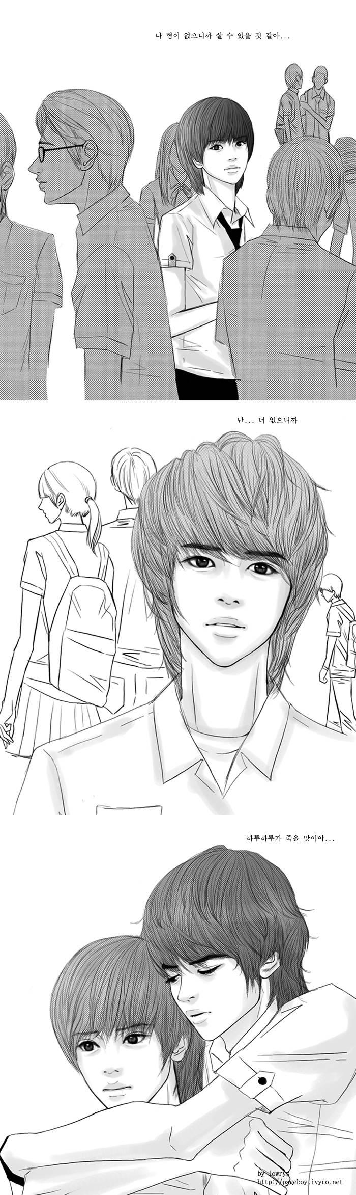 Jongho Fanart 2min-fan...