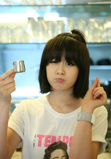 Jiyeon for T-ara.com | Minewi SHINee